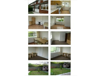 EasyRoommate UK - Furnished large room near QEH, Uni. Bham, train station, Bills included, Weoley Castle - £390 pcm