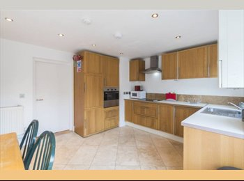 EasyRoommate UK - 2 double room in a great house in North Greenwich, Charlton - £630 pcm