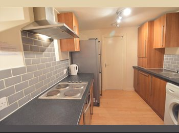 EasyRoommate UK - ROOMS IN PROF HOUSE SHARE HEATON, AVAIL 12/09 - £340/£380PCM , Heaton - £340 pcm