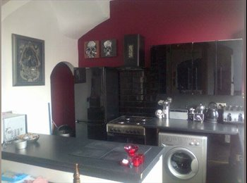 EasyRoommate UK - Large Attic room in 4 floor house with only one other housemate., Kirkstall - £420 pcm