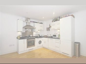 EasyRoommate UK - Queen Bedroom in the Heart of Weybridge, Addlestone - £585 pcm