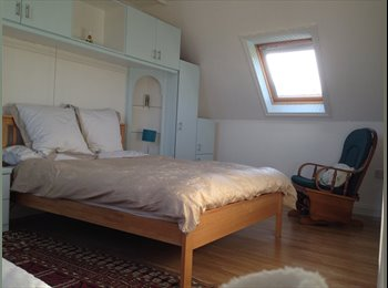 EasyRoommate UK - Rural but close to town - spacious double room in peaceful home, Carmarthen - £400 pcm