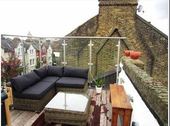 EasyRoommate UK - Large Double Room Clapham Junction Station, Battersea - £900 pcm