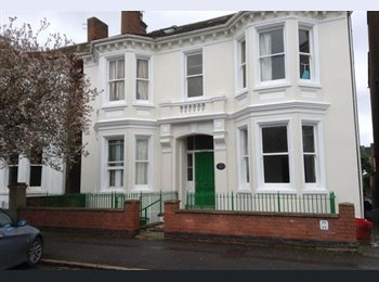 EasyRoommate UK - Single Bedroom - Acorn House, Russell Terrace - Single Bedroom, Leamington Spa - £375 pcm