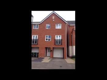 EasyRoommate UK - Two rooms available; room 2 rent new build immaculate , Canley - £450 pcm