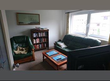 EasyRoommate UK - Double Bedroom - Glasgow West End - Bills Included, Kelvinside - £425 pcm