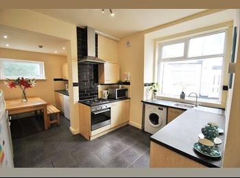 EasyRoommate UK - Fantastic 10 bed, 4 bathroom student house, Levenshulme - £485 pcm