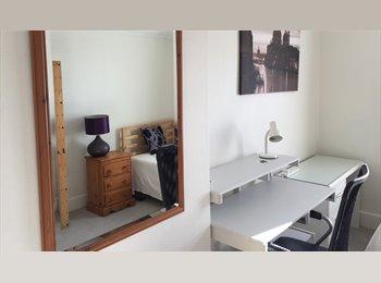 EasyRoommate UK - Large room for professional, Basingstoke - £500 pcm