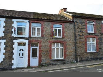 EasyRoommate UK - Student Accommodation Available from 1st July 2017, Pontypridd - £200 pcm