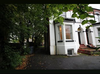 EasyRoommate UK - Short / Long Term Lets Available in a Huge 8 Bedroomed House, Fallowfield - £411 pcm