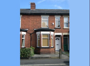 EasyRoommate UK - Rooms Available In A Fantastic 5 Bed House In Fallowfield, Fallowfield - £411 pcm