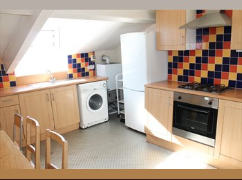 EasyRoommate UK - 3 Rooms to Rent in Jesmond Road West City Centre, Princess Square - £315 pcm