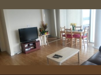 EasyRoommate UK - EN SUITE IN THE HUB. £700 ALL BILLS INCLUDED, Milton Keynes - £700 pcm