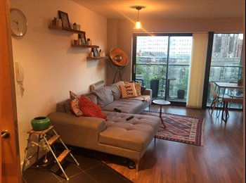 EasyRoommate UK - Double room available in Manchester City centre, Spinningfields - £660 pcm