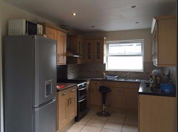EasyRoommate UK - ! GREAT OCCASION SINGLE ROOM IN LEYTON/WESTFIELD/STRATFORD, Stratford - £395 pcm