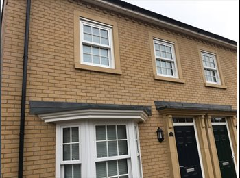 EasyRoommate UK - House, Bedford - £600 pcm