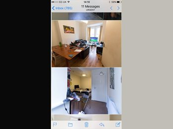 EasyRoommate UK - NEED A HOUSE MATE ASAP, Hyde Park - £400 pcm