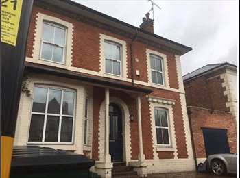 EasyRoommate UK - Room available in 10 Bedroom house, ideal for students, Moor Green - £520 pcm
