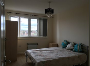 EasyRoommate UK - Spare Room in a 2 bed flat share, Toxteth - £350 pcm