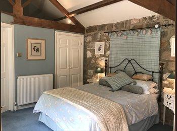 EasyRoommate UK - Lovely ensuite double room in converted barn, Harrogate - £495 pcm