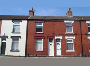 EasyRoommate UK - 3 Bedroom Terraced House to let TS3 6JH MIDDLESBROUGH, Middlesbrough - £200 pcm