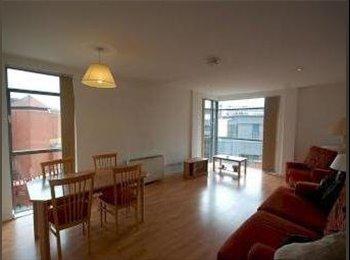 EasyRoommate UK - City room for rent , Castlefield - £800 pcm