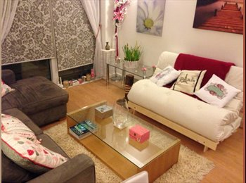 EasyRoommate UK - Royal Arsenal Dbl Room,PrIV8 Bathroom-River Views, Woolwich - £850 pcm