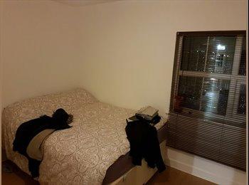 EasyRoommate UK - Furnished double bedroom for rent , Western Park - £380 pcm