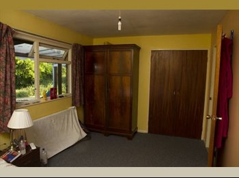 EasyRoommate UK - Double room in bungalow - AMAZING location!, Purley On Thames - £440 pcm