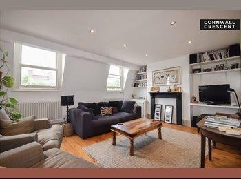 EasyRoommate UK - Cosy & Bright Flat Just Off Ladbroke Grove, Notting Hill - £1,100 pcm