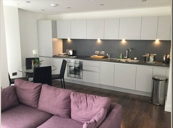 EasyRoommate UK - CC Deluxe ensuite double room available immediately, Castlefield - £750 pcm
