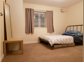 EasyRoommate UK - Large Double Room 4 Rent, 6 Mins walk to Dlr Station, Woolwich - £650 pcm