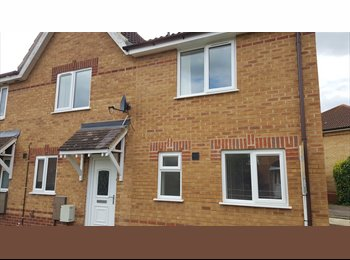 EasyRoommate UK - Single room in Professional House Share, Bedford - £350 pcm
