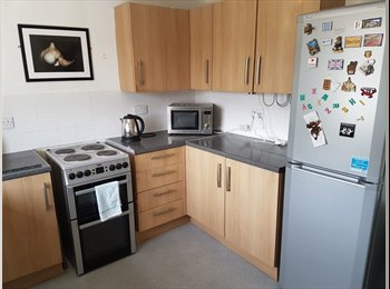 EasyRoommate UK - Fully furnished flat to rent, South Gosforth - £600 pcm