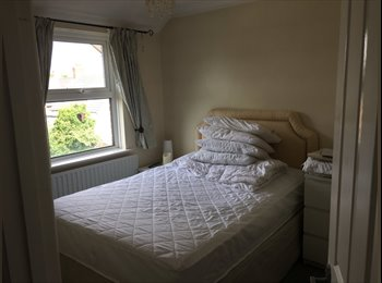 EasyRoommate UK - Double room in quiet news upton , Poole - £500 pcm