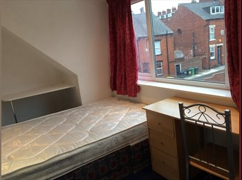 EasyRoommate UK - Rooms to let near city centre and university , all bills included, Potternewton - £220 pcm