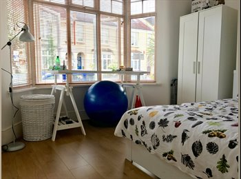 EasyRoommate UK - All inclusive double bedroom 4 min to station!, Lewisham - £740 pcm