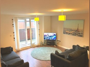 EasyRoommate UK - Gorgeous 2 bed - 5 minutes from spinning fields!, Spinningfields - £550 pcm