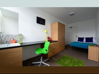 EasyRoommate UK - X1 Borden Court-Student flats available for 1-7 people from £100 p/w. No booking fees for a limited , Liverpool - £400 pcm
