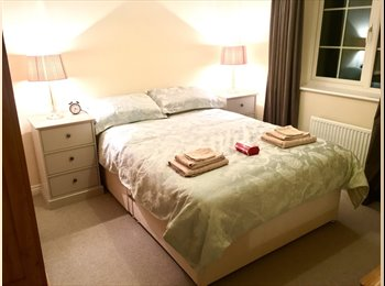 EasyRoommate UK - Lovely double room in a clean and neat new build, Didcot - £650 pcm