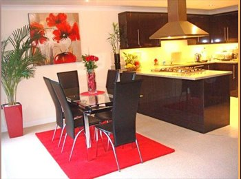 EasyRoommate UK - Single Room in a modern new clean quiet professional house! , Seacourt Tower - £600 pcm