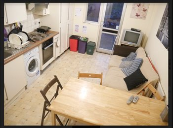 EasyRoommate UK - + IN THE DOLLIS HILL STATION DOUBLE SINGLE USE 140£ PW ONLY, Willesden - £560 pcm