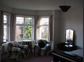 EasyRoommate UK - 4/(or3 ) rooms in 5 Bedroom  Mixed 1st Floor FlatShare In Portswood/Highfield, Portswood - £395 pcm