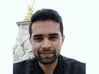 EasyRoommate UK - Vaibhav - 28 - Warrington