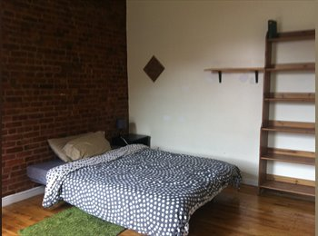 EasyRoommate US - LARGE DOUBLE ROOM AVAILABLE close to Yeshiva university- $1280 DEC 1st, Hudson Heights - $1,280 pm