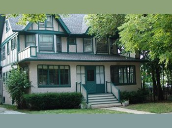 EasyRoommate US - for Sept 1st,... .. BEAUTIFUL HOME & GREAT LOCATION   utilities, wifil,parkingrking wifi included, Oak Park - $700 pm