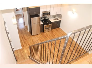 EasyRoommate US - GORGEOUS ROOM-FOR-RENT*~BRAND NEW*~CLOSE TO SUBWAY, Bushwick - $850 pm