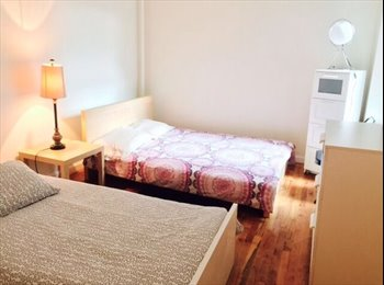 EasyRoommate US - LARGE DOUBLE ROOM AVAILABLE AUGUST 1ST - IN MANHATTAN, Hudson Heights - $1,300 pm