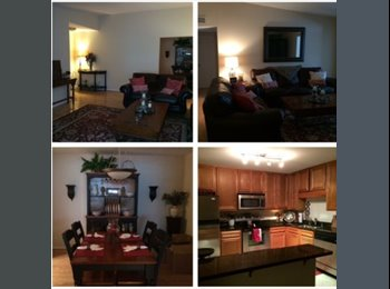 EasyRoommate US - FABULOUS 2 bedroom, 2 bath condo in the heart of Brookhaven, Brookhaven - $730 pm