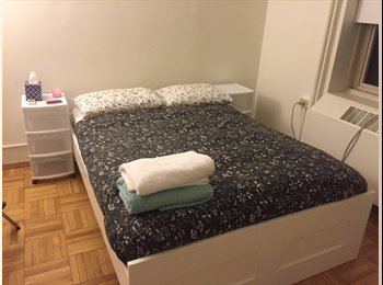 EasyRoommate US - Furnished big private room w/big window & AC (Union Square/East Village/Gramercy)  , Stuyvesant Town - $2,000 pm